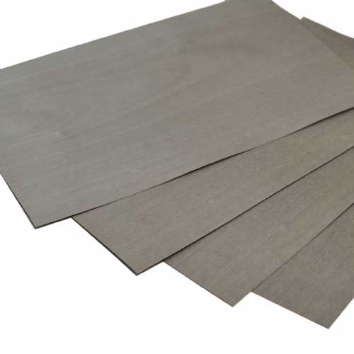 "Grey Birch pre dyed veneer. Set of 4 leafs: 11"" x 7.5"" ( 28 x 19 cm )"